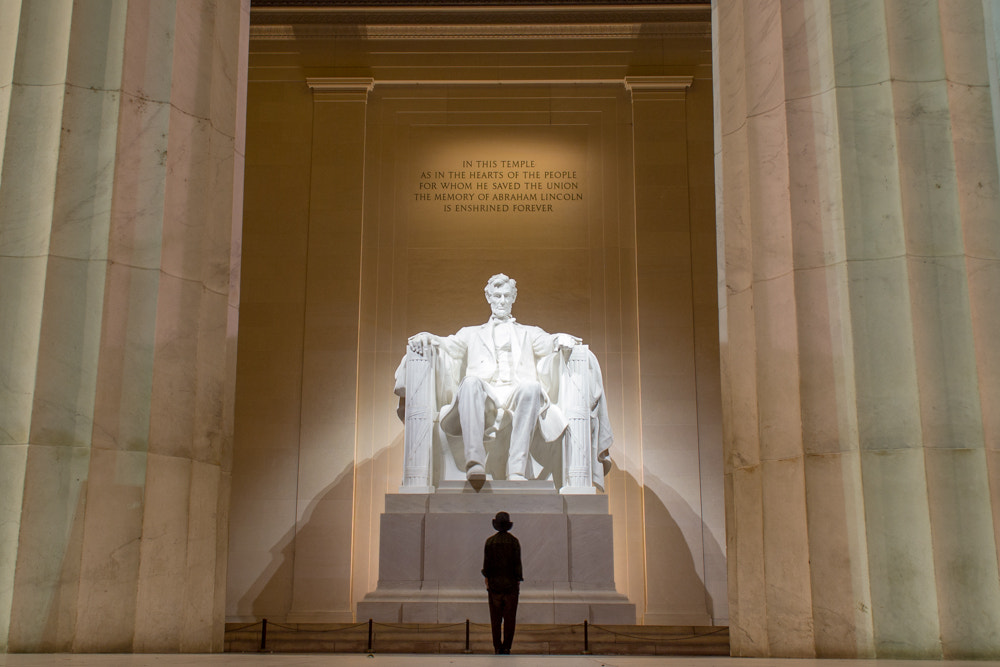 Photograph Lincoln by Dan Sherman on 500px