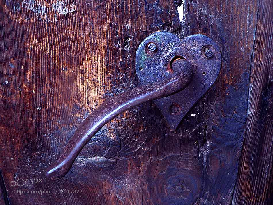 Photograph Door to the Heart~~~ by Lina,  Bulgaria on 500px