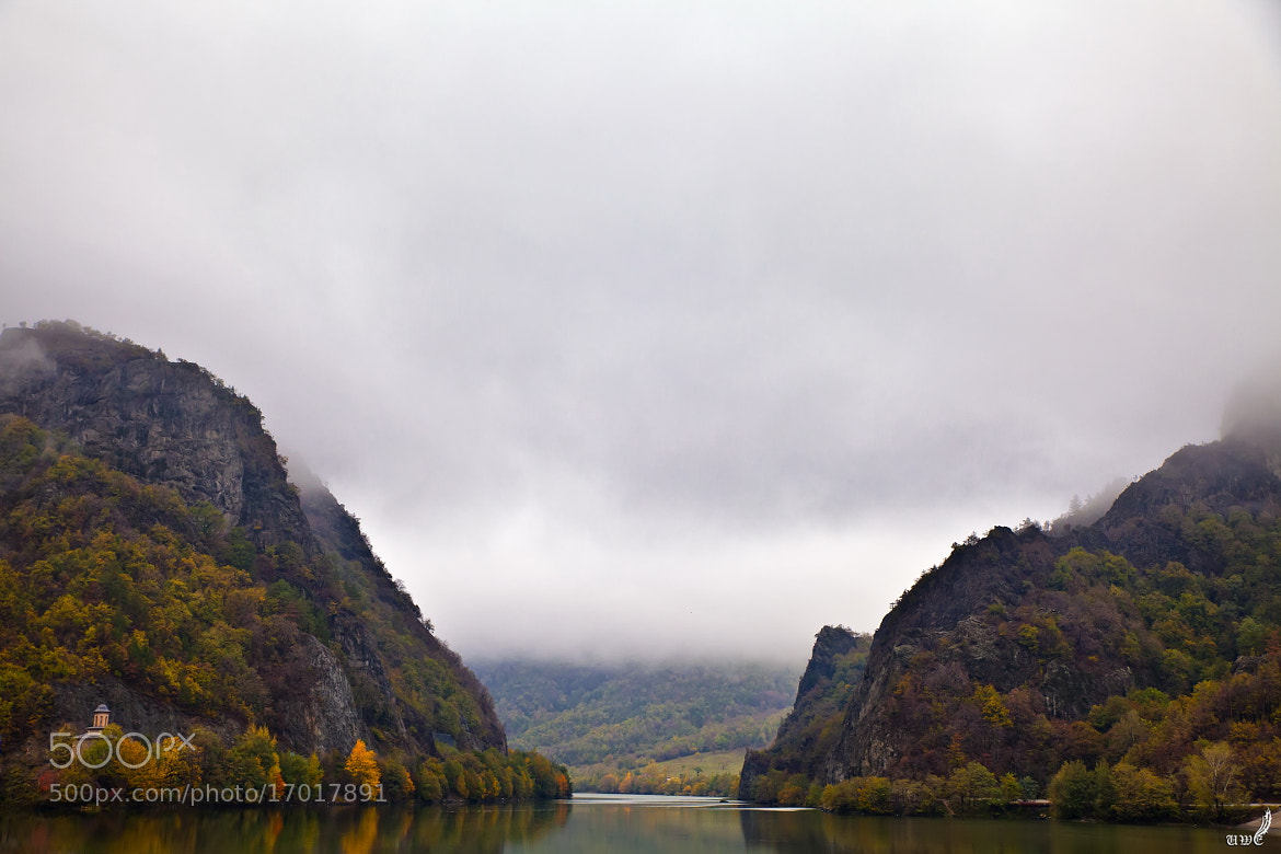 Photograph Autumn in Olt Valley by UWE Photography on 500px
