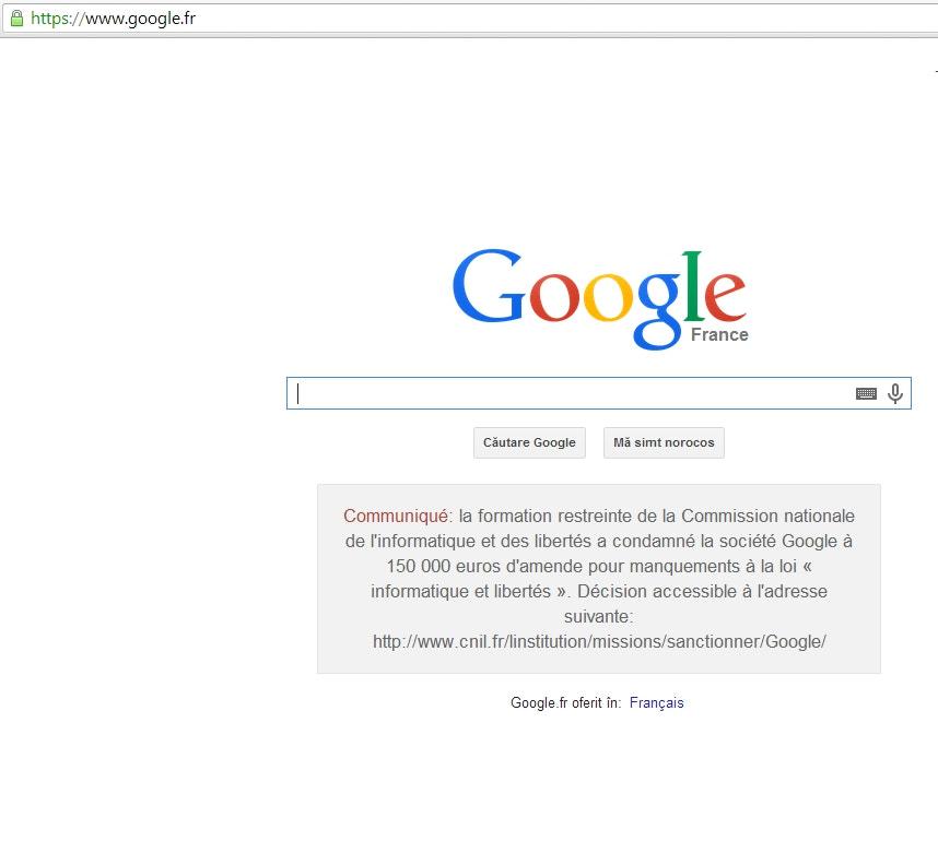 google amenda by Mariana Papava