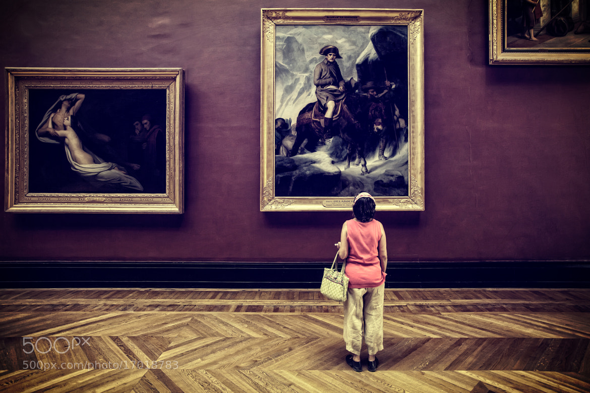 Photograph In Awe of Art by Conor MacNeill on 500px