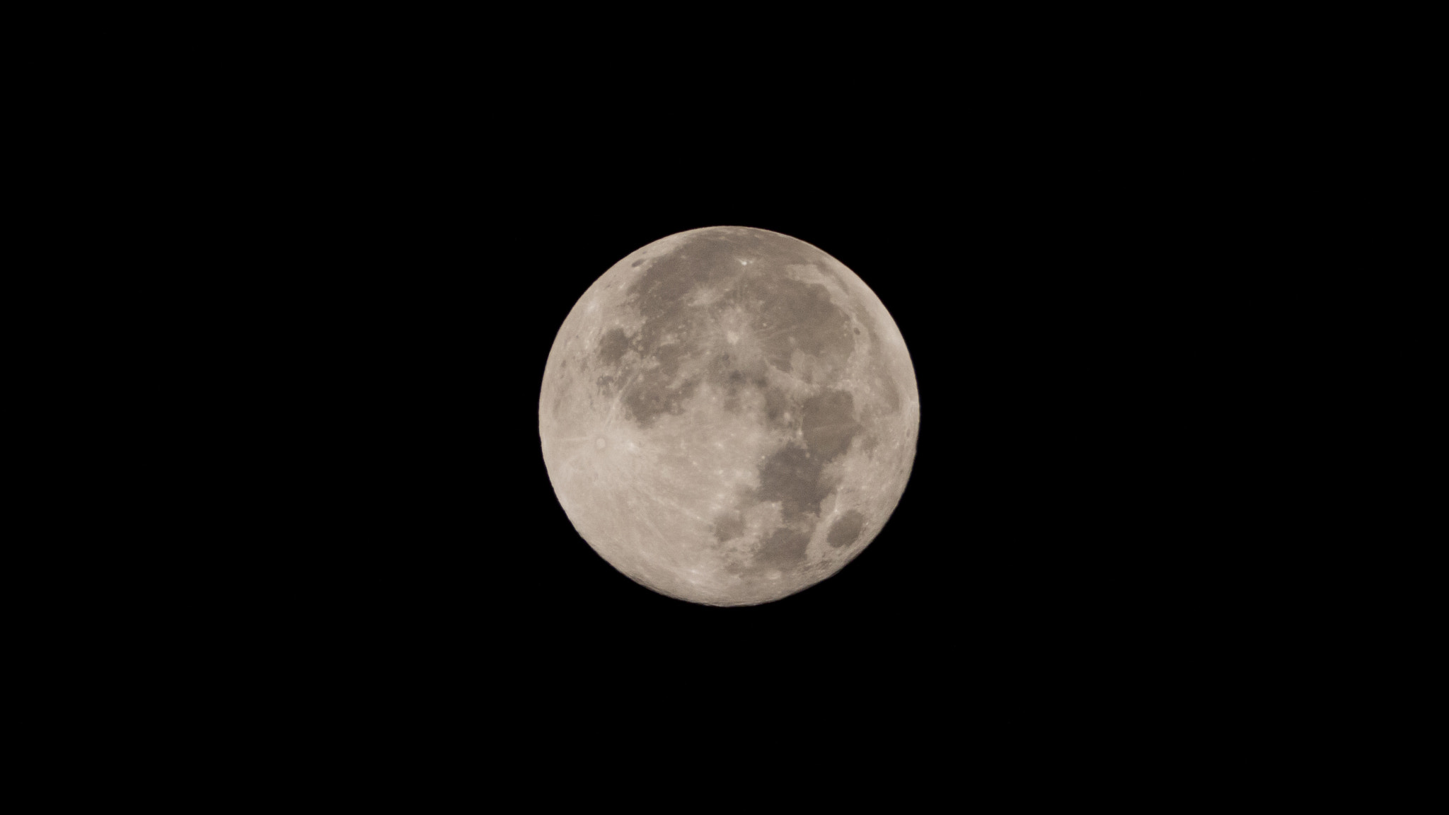 Photograph Full Moon 10.30.12 by Ryan Kimber on 500px