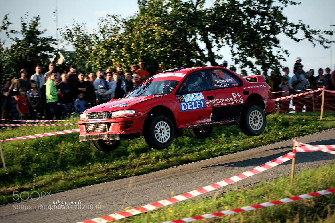 Photograph flying Subaru  by Sandra (Nikodema) on 500px