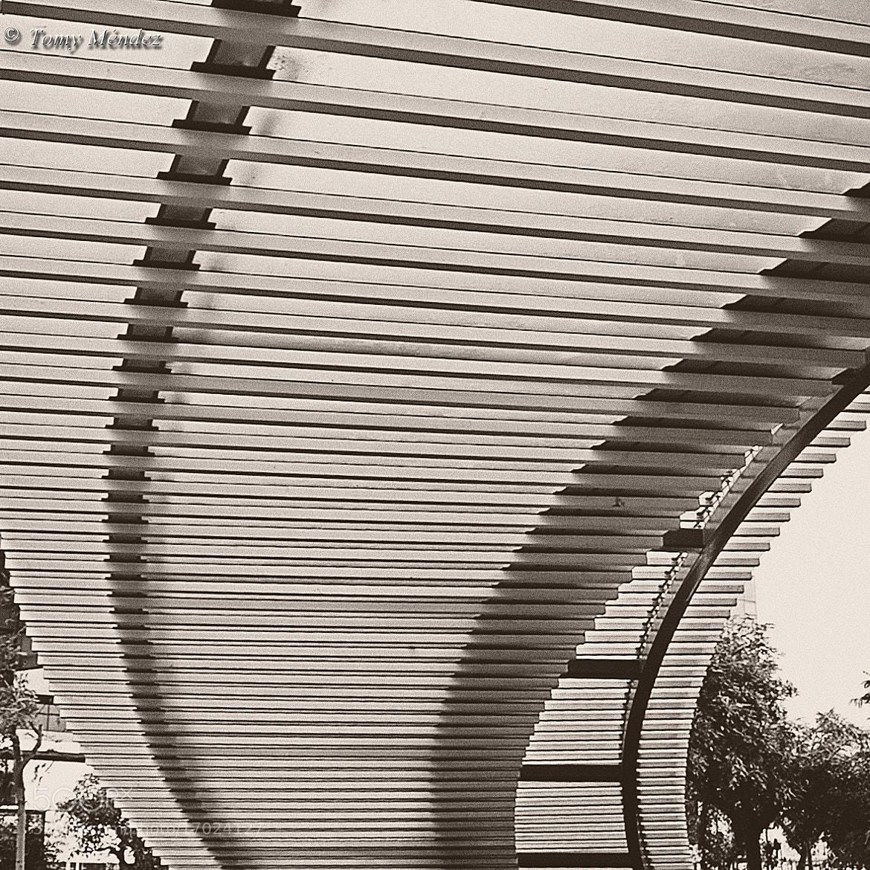 Photograph Detalle Torre Agbar (Barcelona) 002 by Tomy Méndez on 500px