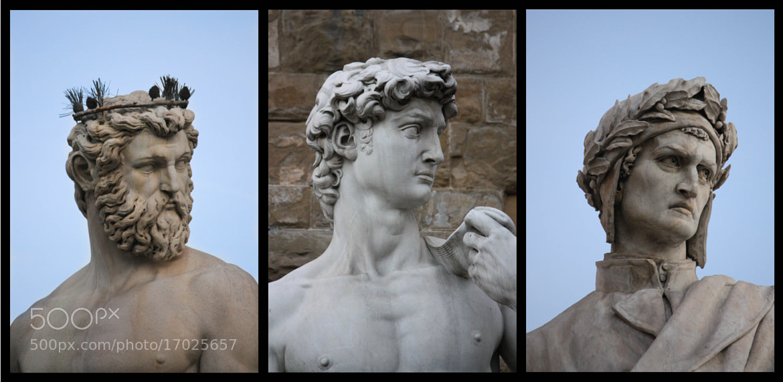 Photograph Gli occhi di Firenze by Luca Guerrucci on 500px