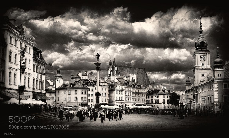 Photograph Castle Square, Warsaw by Viktor Korostynski on 500px