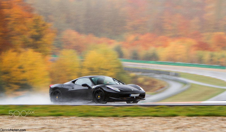 Photograph Ferrari 458 Italia. by Dennis  Noten on 500px