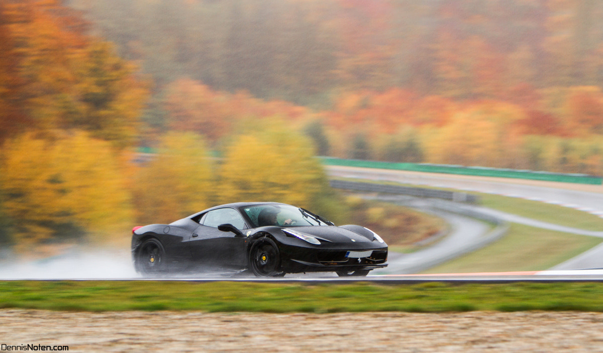 Photograph Ferrari 458 Italia. by Dennis  Noten on 500px
