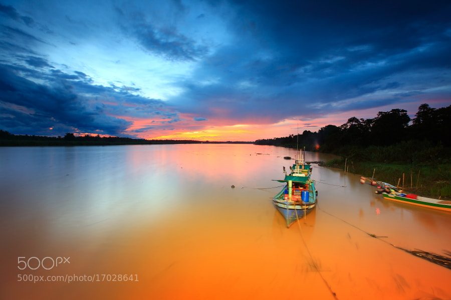 Photograph Another sunset by Tuan Zhariff Zakaria on 500px