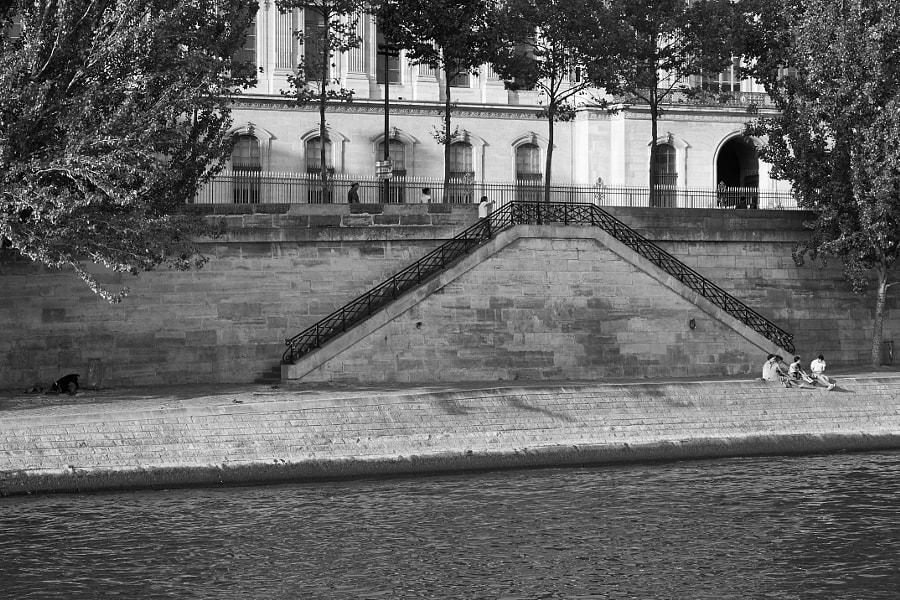 At the Seine