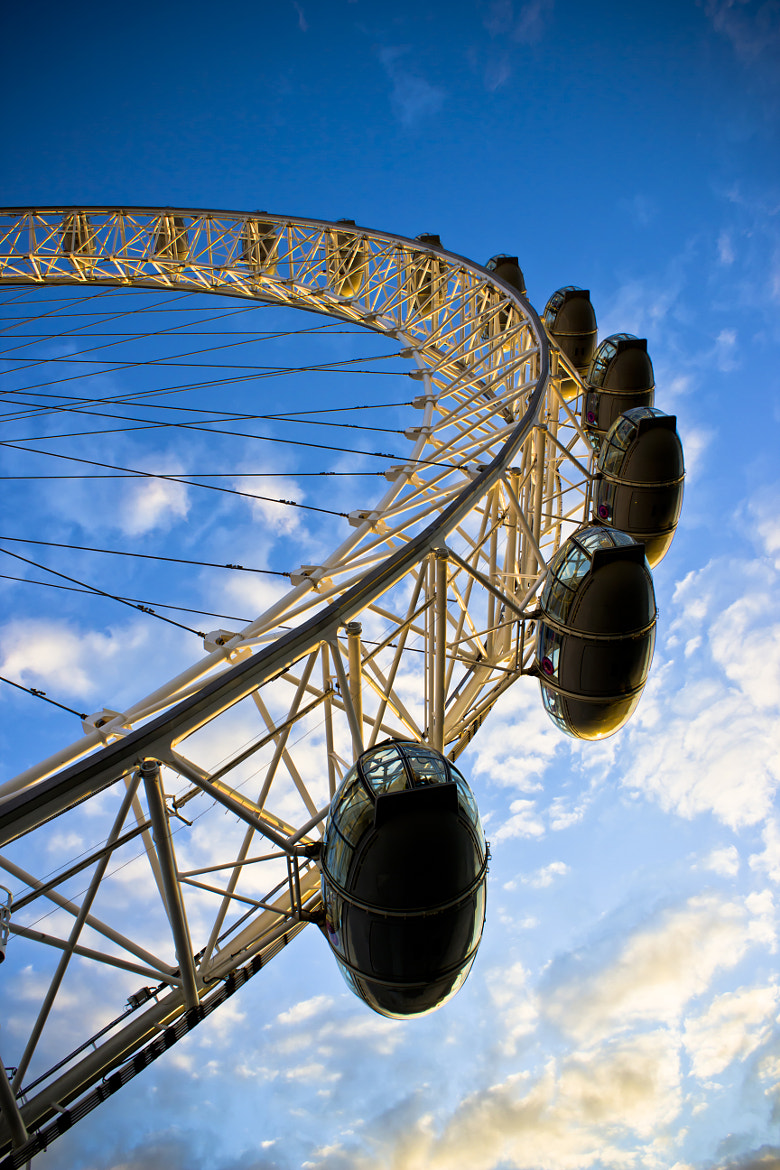 Photograph London Eye by Katie Howey  on 500px