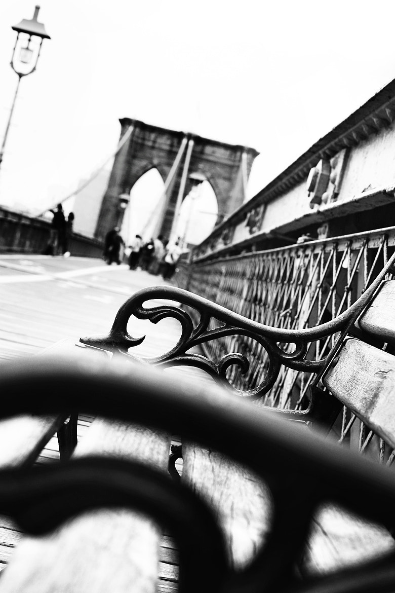 Photograph Brooklyn Bridge. Point Of View by jake  on 500px
