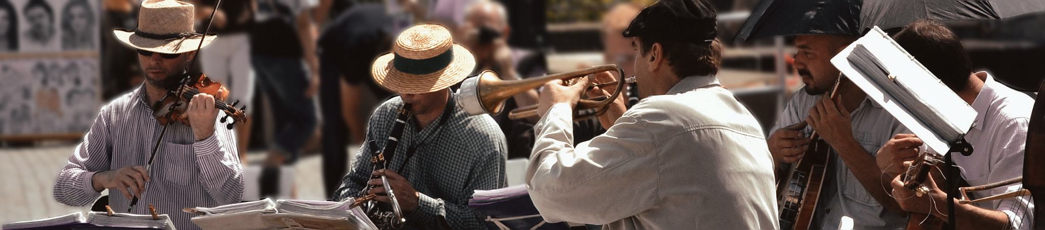 Photograph street music by Magdalena Moerkl on 500px
