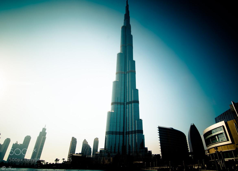 Photograph Burj Khalifa by HC  Photos on 500px