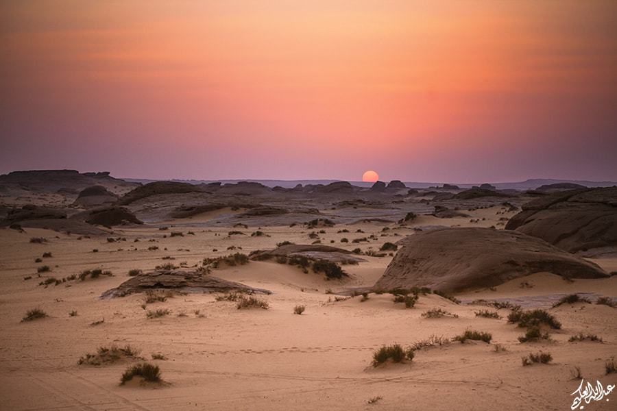 Photograph » Sunset  by Abdullah Al-Okime on 500px