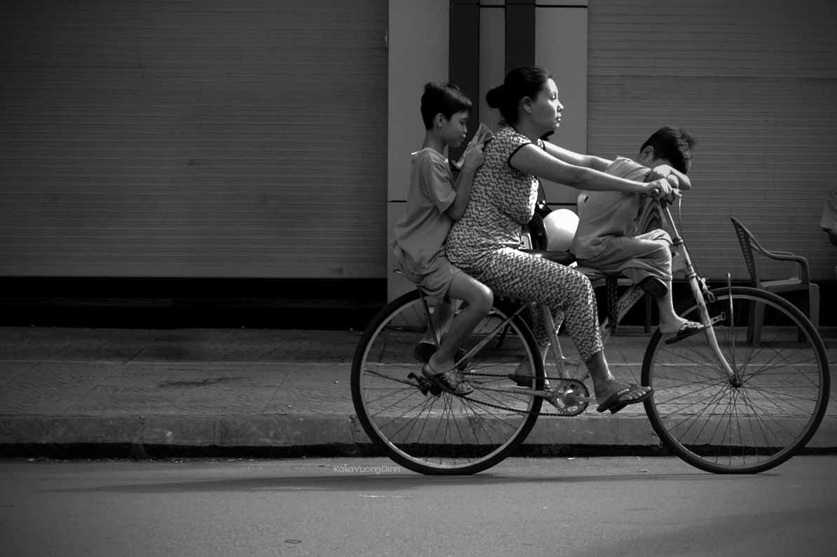 Photograph Mom and Sons. by KaKa Vuong Dinh on 500px