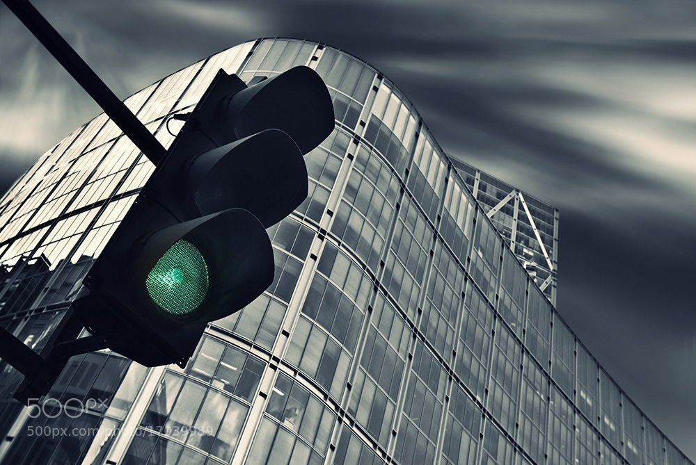 Photograph Green light  by Jakub Malicki on 500px