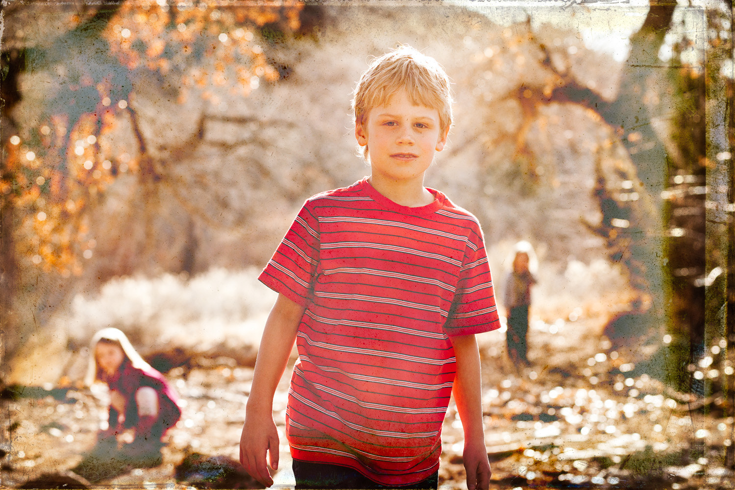 Photograph The Brother by Emily Mulder on 500px