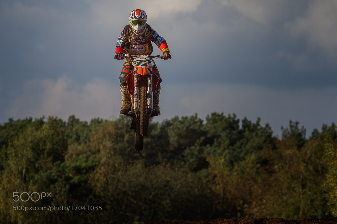 Photograph Jump by Denis Van Linden on 500px