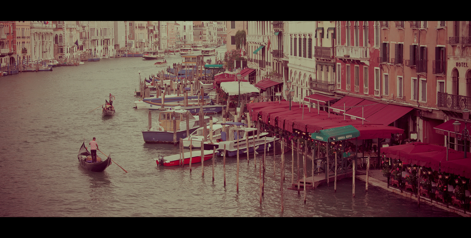 Photograph A movie about Venice (part 2) by Sergey Shaposhnikov on 500px