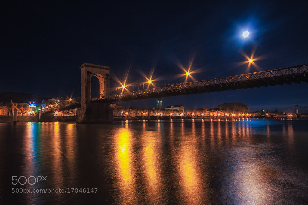 Photograph Tain l'Hermitage by Bastien HAJDUK on 500px