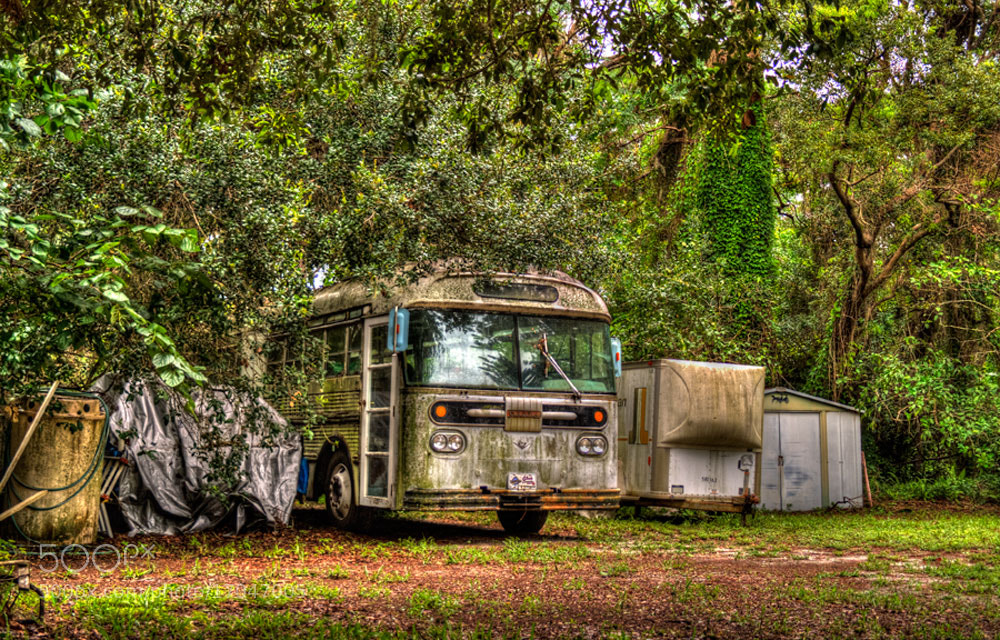 Photograph retro bus by Soňa Kovalčíková on 500px