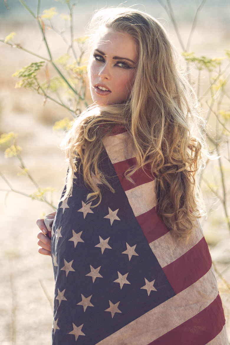 Photograph Americana by Emily  Soto on 500px