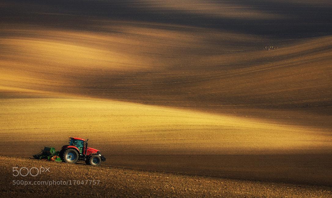 Photograph Farming by Paweł Uchorczak on 500px