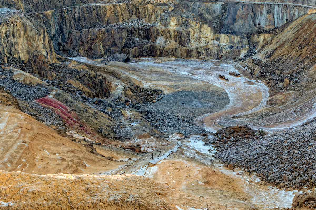 Photograph Falu Mine by Anders Johansson on 500px