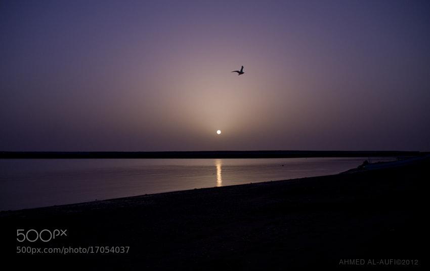 Photograph Sunrise by AHMED AL-AUFI on 500px