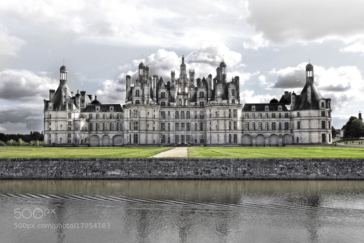 Photograph Chambord by Christian Wagner on 500px