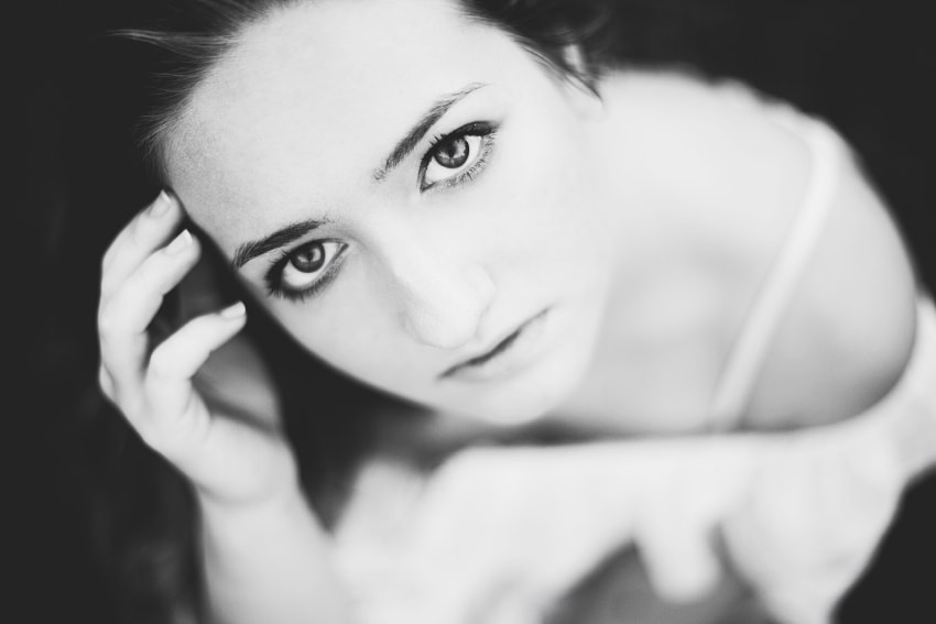 Photograph into the eyes of the beholder by Dasha Denger on 500px