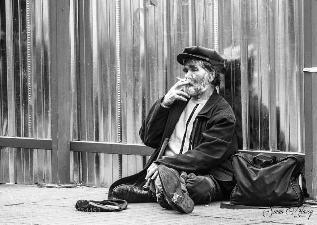 Photograph The Old Shepherd by Sinan Atasoy on 500px