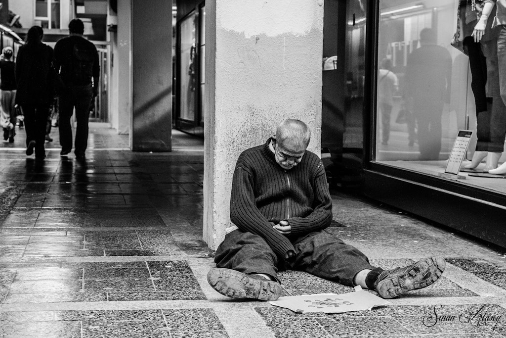 Photograph Tired of Life by Sinan Atasoy on 500px