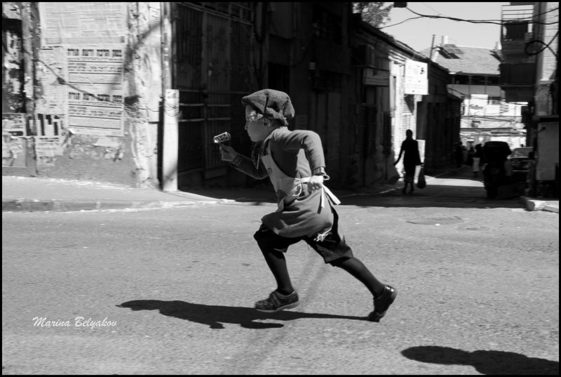 Photograph Purim in Mea-Shearim. Jerusalem. by Marina Belyakov on 500px