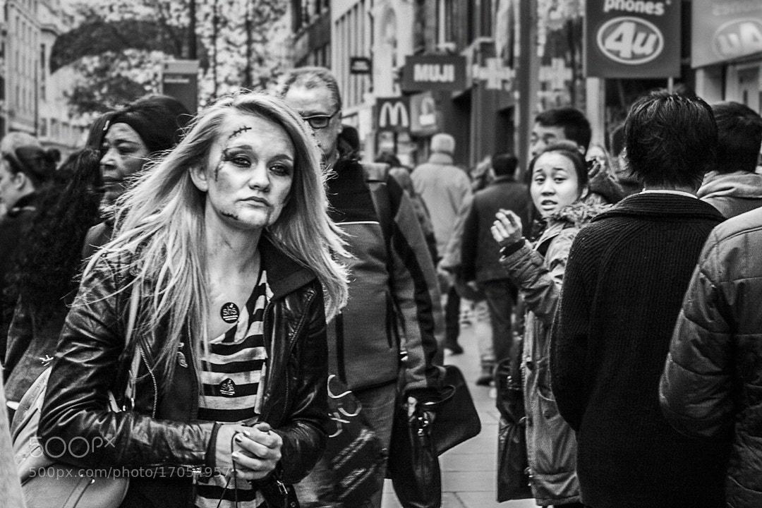 Photograph Sad Halloween by David Giraldo on 500px