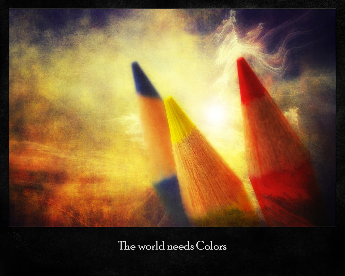 Photograph The world needs Colors by Dragos Dumitrascu on 500px