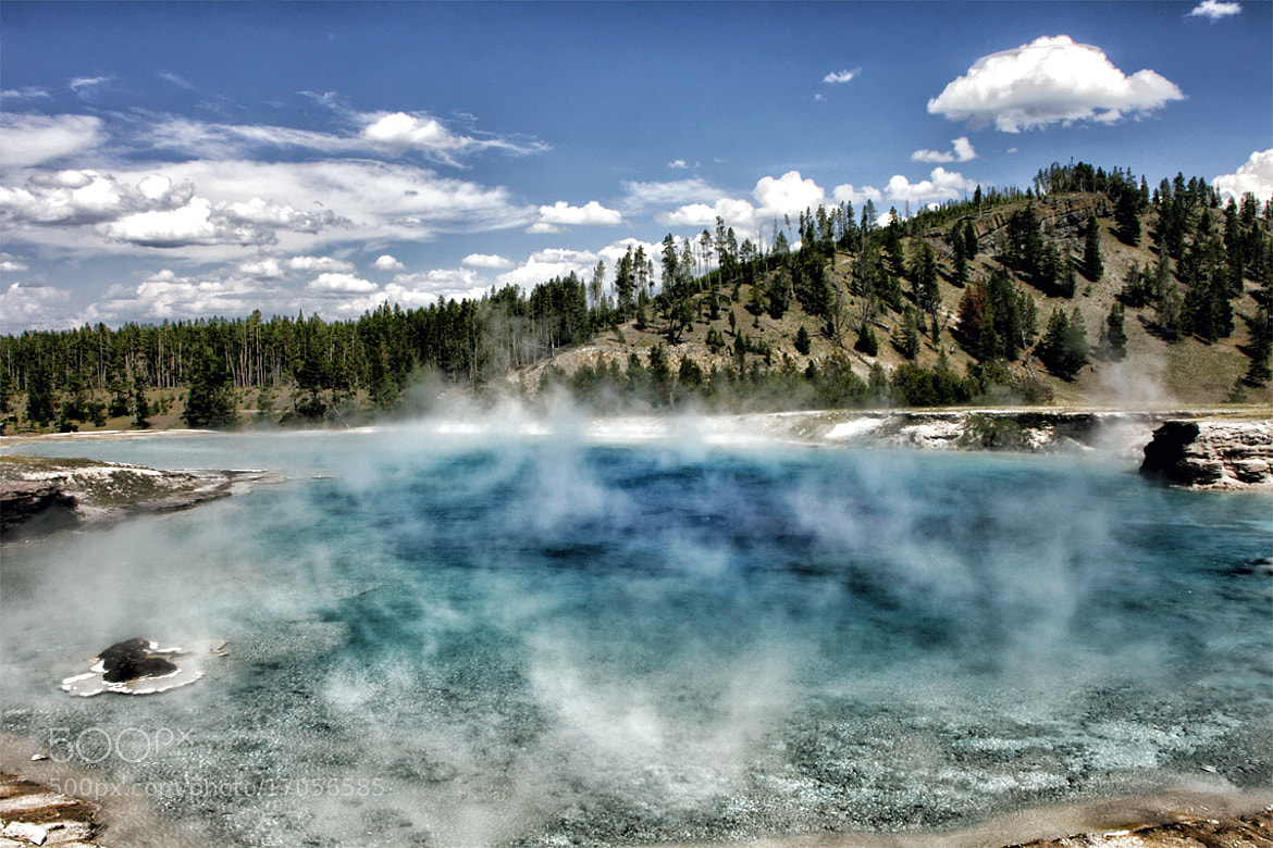 Photograph Magic Yellowstone by Jeffrey Schäfer on 500px