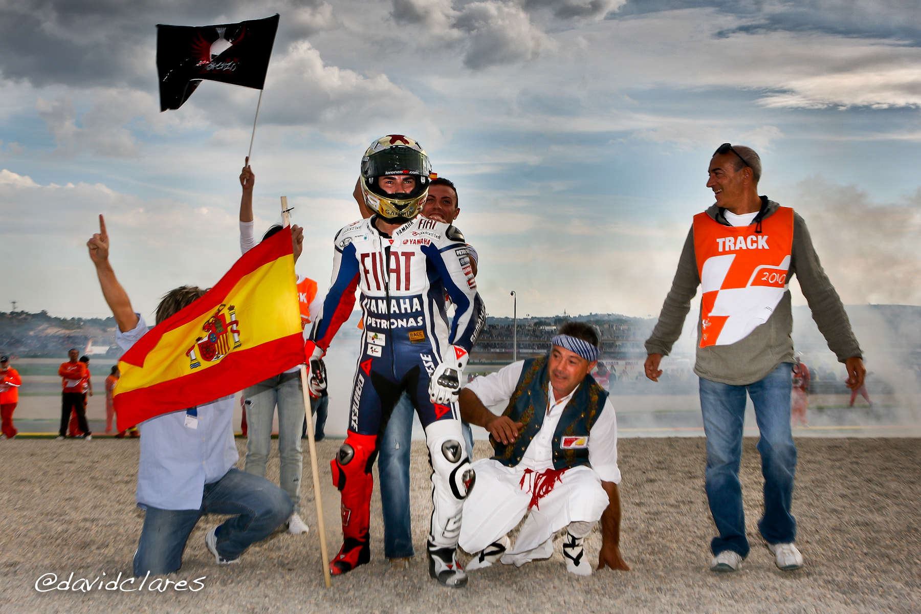 Photograph Jorge Lorenzo REF. 0144 by David Clares on 500px