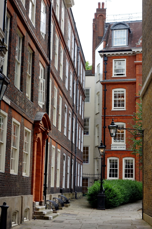 Middle Temple, London by Sandra on 500px.com