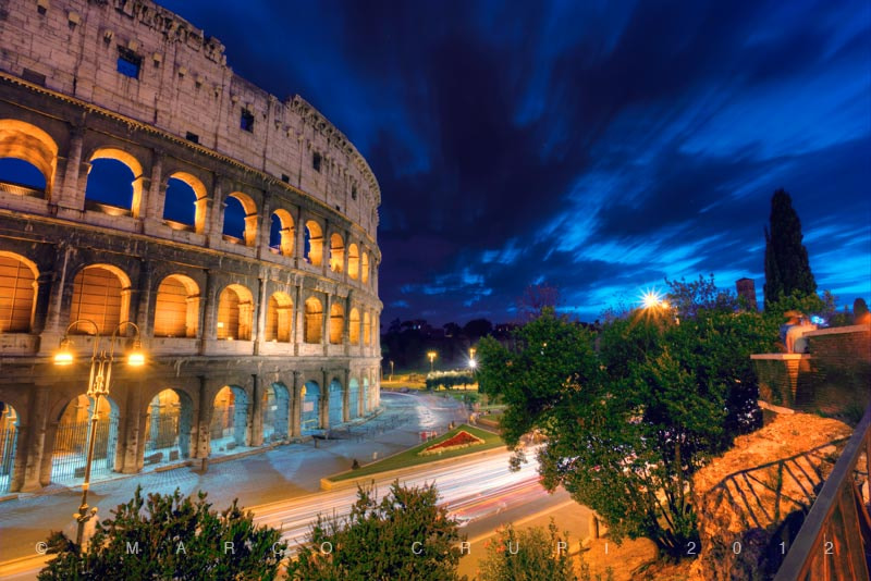 Photograph The Eternal Blue Hour by Marco Crupi on 500px