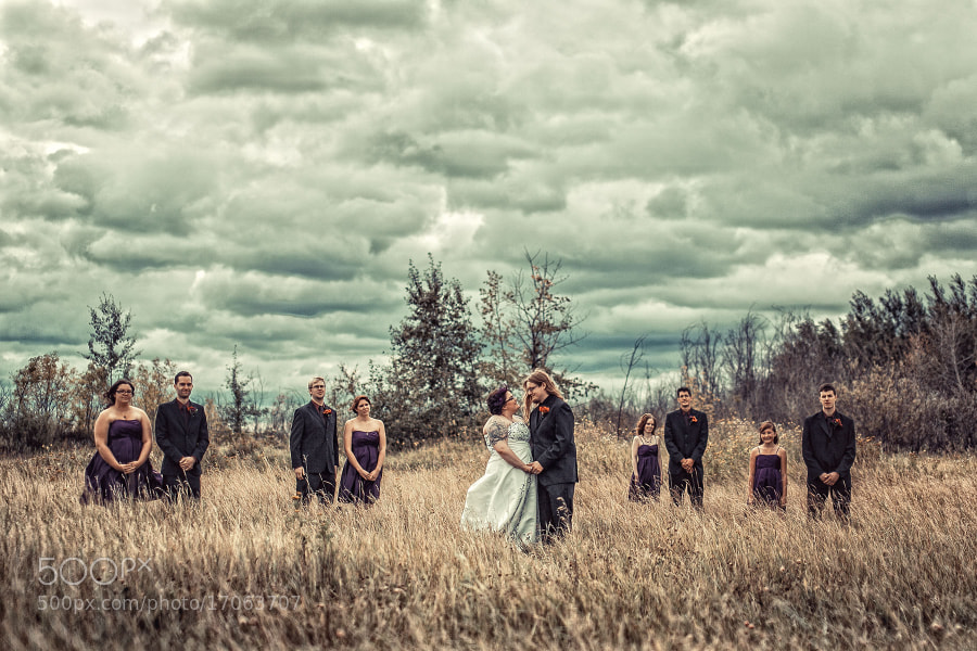 Photograph Dystopian Wedding by Arsan Buffin on 500px