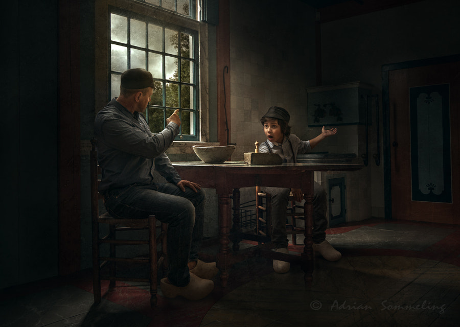 Like the old masters de Adrian Sommeling sur 500px.com