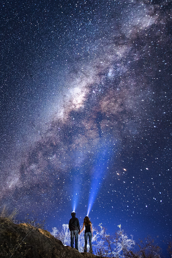 African sky by Julia Wimmerlin on 500px.com