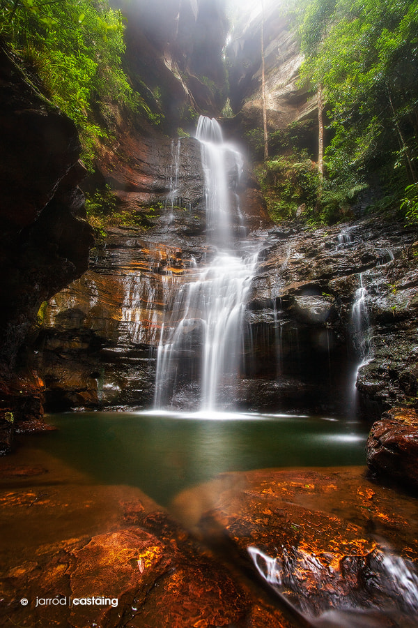 Photograph Empress Falls by Jarrod Castaing on 500px