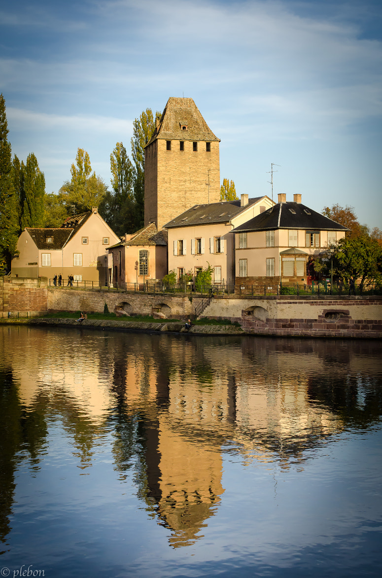 Photograph Ponts couverts by Pascal  on 500px