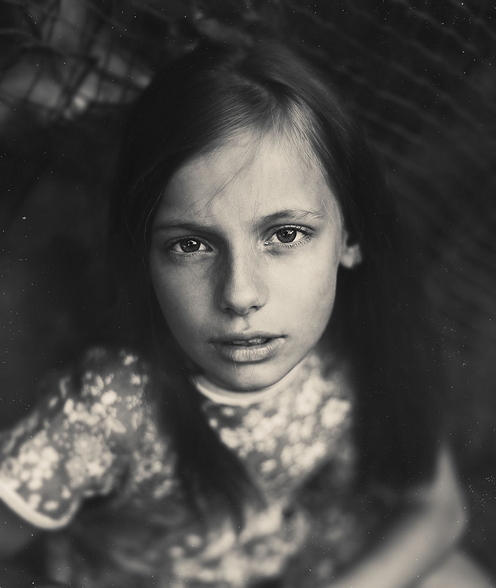 Photograph sister by Alina Amper on 500px