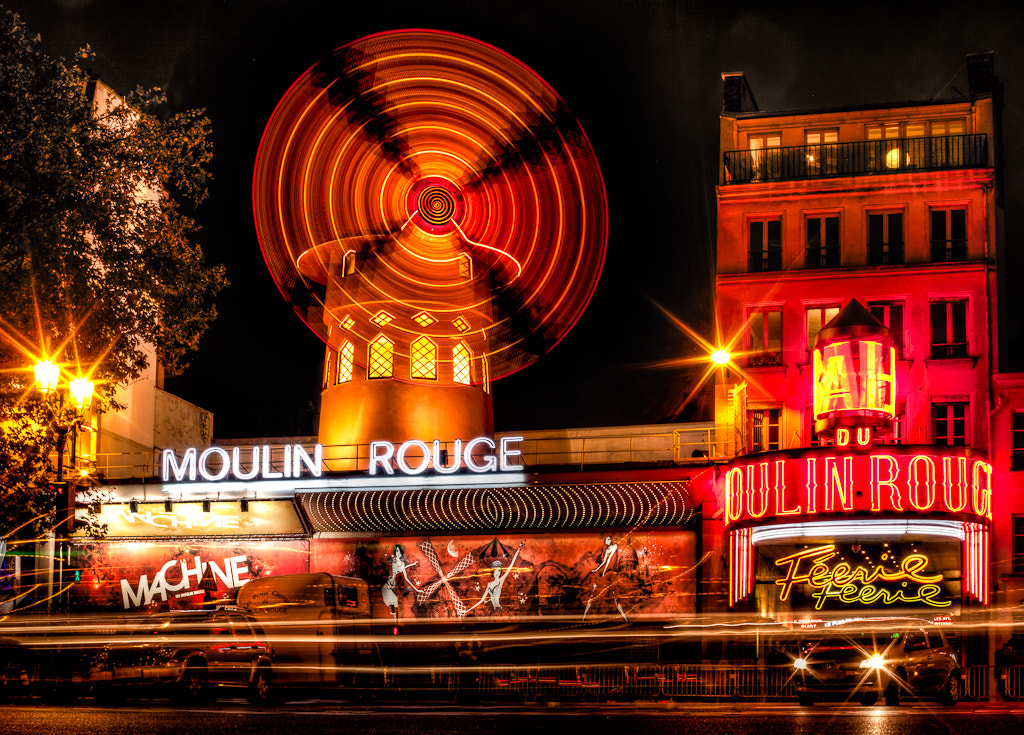 Photograph Moulin Rouge by  W Brian Duncan on 500px