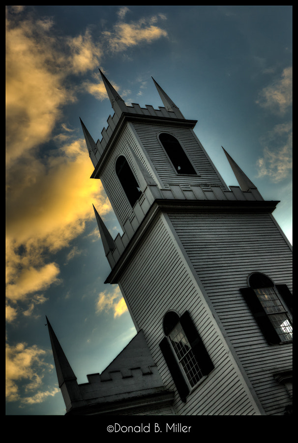 Photograph Christ Church by Donald Miller on 500px