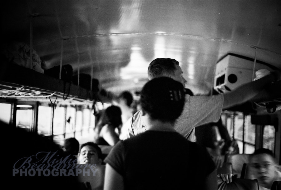 Photograph Bus 2 by Mistie Beardmore on 500px